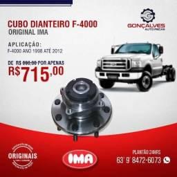 CUBO DE RODA DIANTEIRA ORIGINAL IMA F-4000