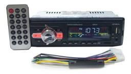 Rádio Automotivo Bluetooth Mp3