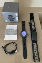 Relógio Garmin Fênix 6 - como novo