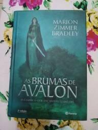 (Reservado!) Livro As Brumas de Avalon, Volume Único