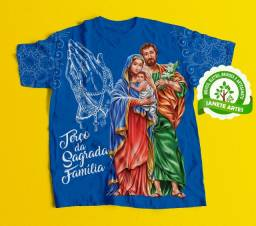 Camisa Personalizada Terço da Sagrada Família