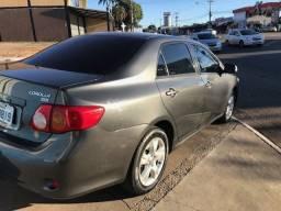 Toyota/Corolla XEI 1.8 2008/2009 Cinza Automatico completo super conservado!!!!