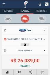 Ecosport xlt 2.0 16v automatico completo