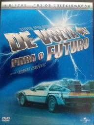 Box Dvd DE VOLTA PARA O FUTURO