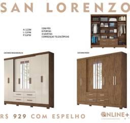 Roupeiro San Lorenzo