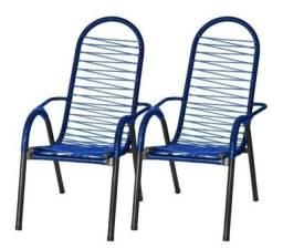 Reforma de cadeira de fio