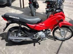 Motocicletas Honda.