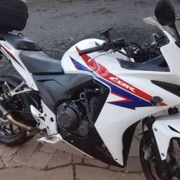 Vendo 20.000 Honda CBR 500r /14