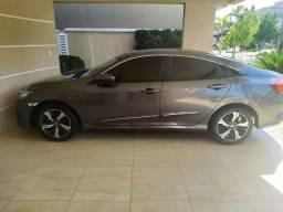 Honda Civic 2.0 16v Flexone Ex 4p EX 18/18