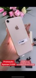 iPhone 8 64gb Dourado - Só 2.099 pra vender hoje