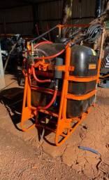 Pulveriazador 600 litros