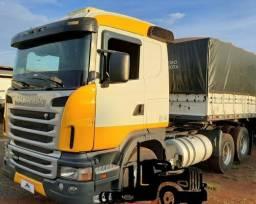 Caminhão Scania G420