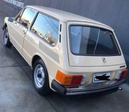 VW Brasília 1978 -  estudo trocas