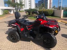 Título do anúncio: Quadriciclo Can am 570 max - 2 lugares 2019