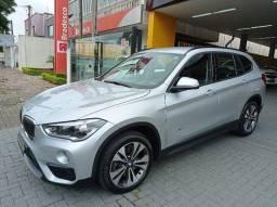 BMW X1 Turbo ActiveFlex - Completíssima com 6 Air Bags + Kit Multimídia!