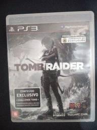 TOMB RAIDER JOGO PS3 EM PORTUGUÊS