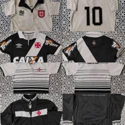 Camisas e jaqueta do Vasco oficiais /+/