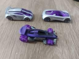 Título do anúncio: Hot Wheels Acceleracers Trio