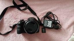Câmera Sony DSC H400