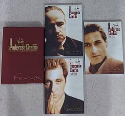 DVD'S/ PODEROSO CHEFÃO C/3 DVD'S