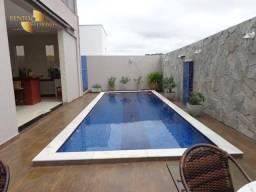 Casa com 5 dormitórios à venda, 490 m² por R$ 2.200.000,00 - Condomínio Florais Cuiabá Res