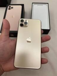 Título do anúncio: iPhone 11 Pro Max 256gb GOLD