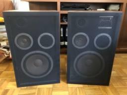 Caixas Acústicas Philips AH 429 Restauradas
