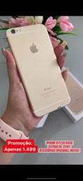 iPhone 6 Plus 64gb - Só 1.499 pra vender hoje!