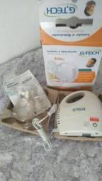 Inalador & Nebulizador NebCom IV - G-tech
