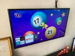 Tv smart samsung 43? em ótimo estado