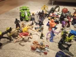 Brinquedos grande maioria doMcdonalds