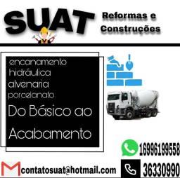 Reformas e construção, Ribeirão preto e região