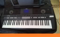 Teclado PSR S650 Yamaha - Novo demais
