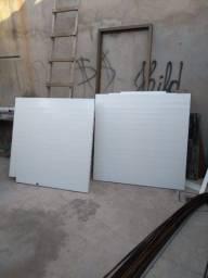 Divisórias de PVC (Cortadas) BARATO