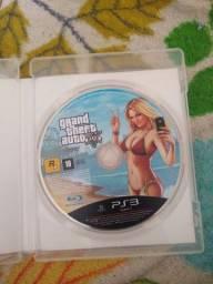 Título do anúncio: GTA 5 PS3