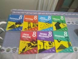 Livros adventista 8°