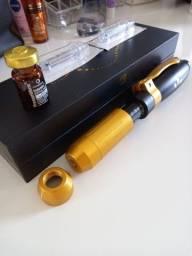 Caneta Pressurizada Importada ! BRINDE butoline e duas seringas especiais.