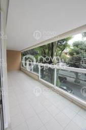 Apartamento à venda com 3 dormitórios em Lagoa, Rio de janeiro cod:FL3AP55880