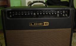 Amplificador Line 6 / Bogner DT50 112