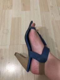 Sapato de Salto Dumond 36-37