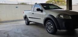 Título do anúncio: Fiat strada working 1.4 Ano 2018 completa # PARTICULAR #