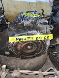 CAIXA DE MARCHA MAGENTIS 2.0 2008 - AUTOMÁTICA