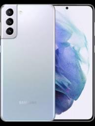 Samsung Galaxy S21 Plus 128gb Lacrado Phantom Silver