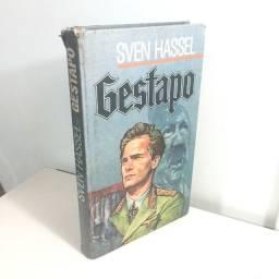 Sven Hassel Gestapo Capa Dura