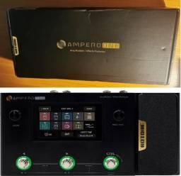 Título do anúncio: Hotone Ampero One MP80 Pedaleira Guitarra Lacrada R$1.600 a vista
