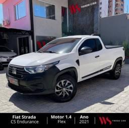 Título do anúncio: Fiat strada cs Endurece  2021