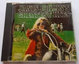Kit 3 CDs Janis Joplin Originais Ótimo Estado De Conservação