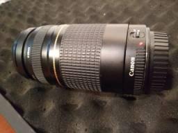 Lente Canon Ultrasonic 75/300mm 4/5.6