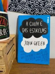 A Culpa é das Estrelas- John Green (livro)