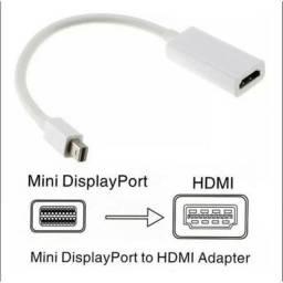 Cabo Adaptador Thunderbolt Mini Displayport X Hdmi